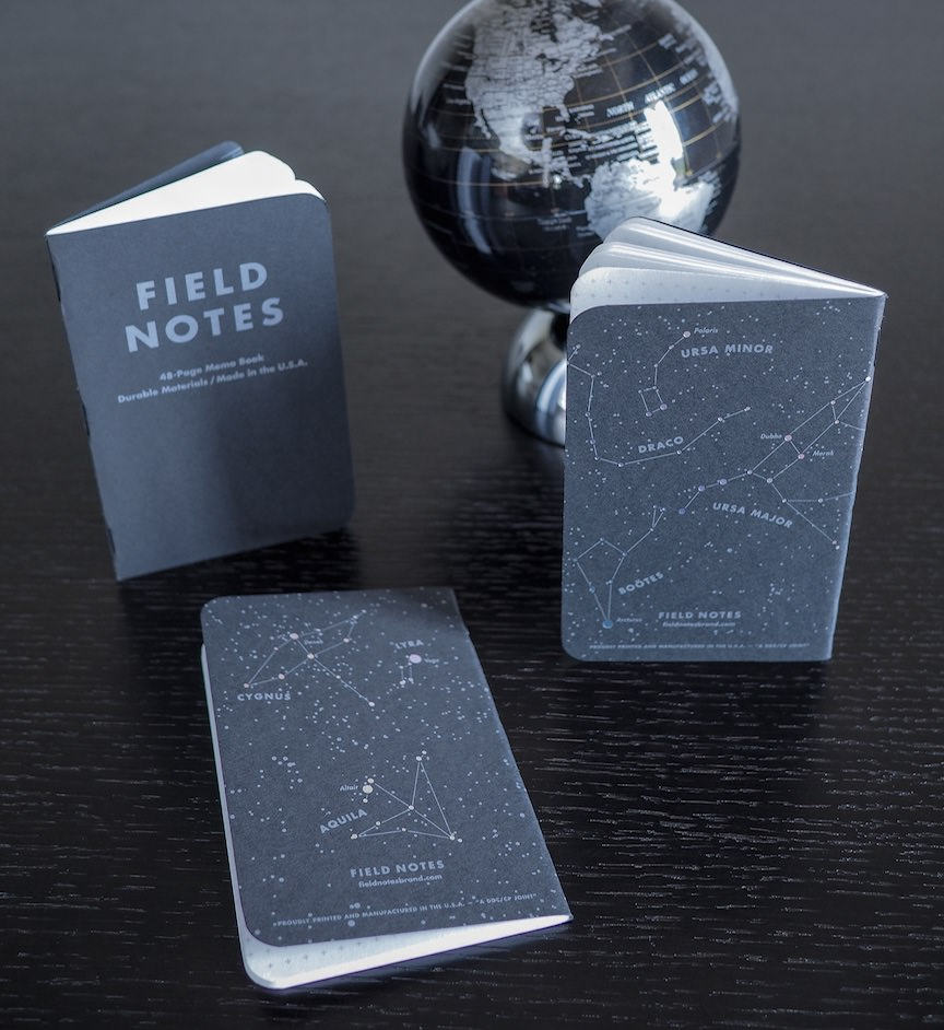 Field Notes: Night Sky