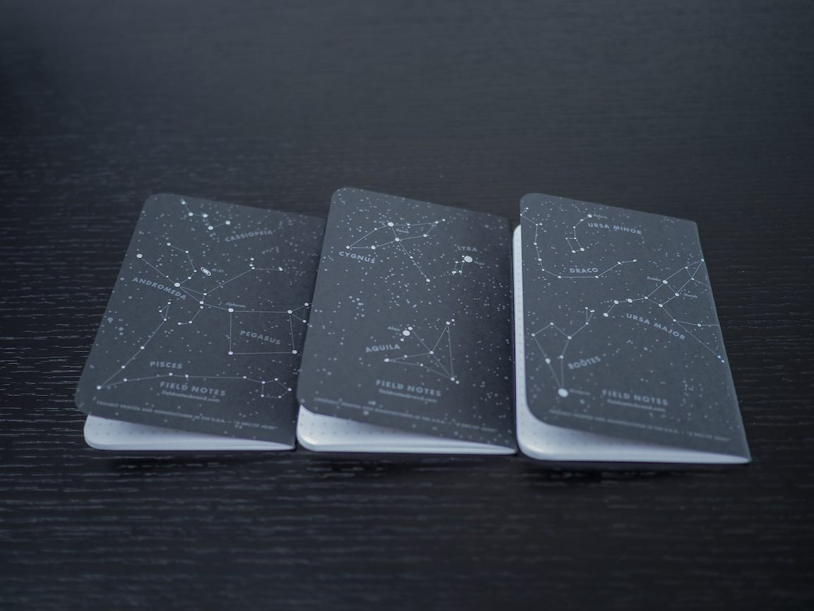 Night Sky Reflective Back Covers