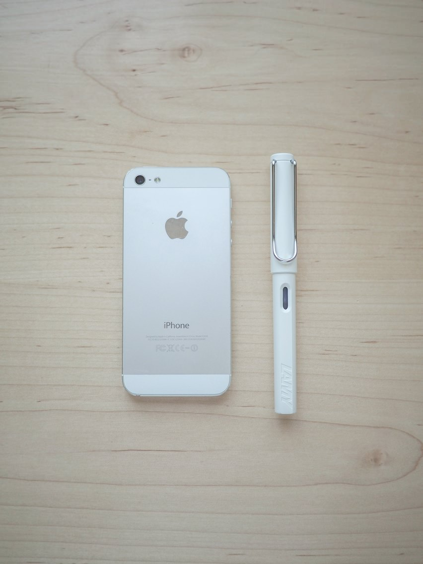 Lamy and Apple