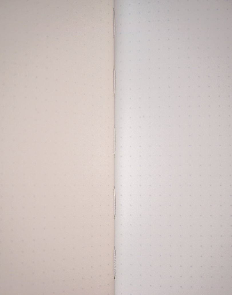Baron Fig Confidant Dot Grid and Signature Binding