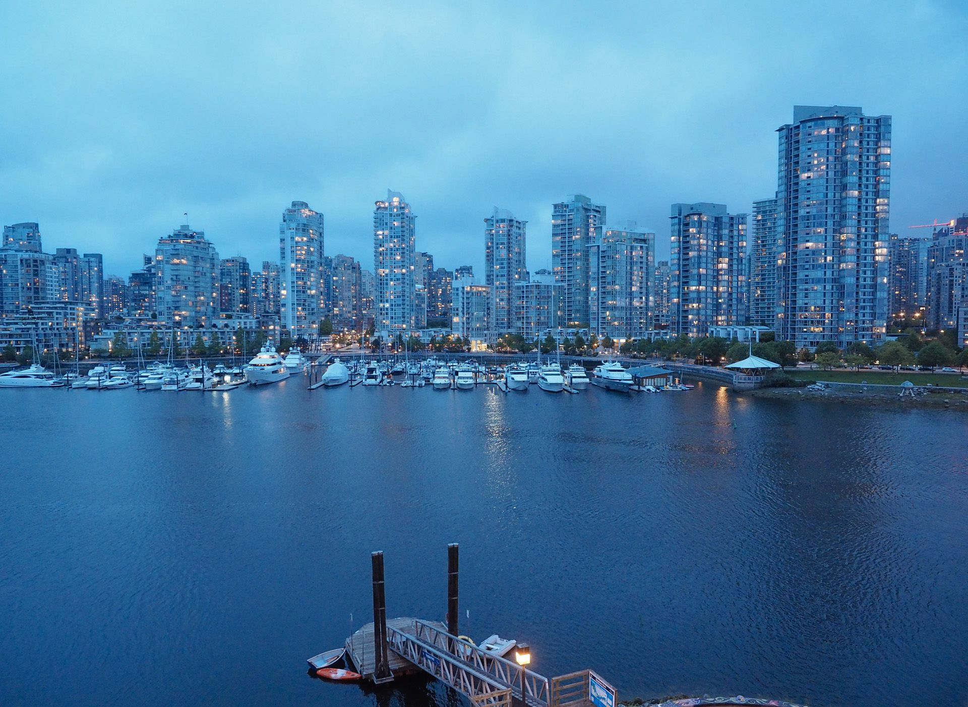 Vancouver 2015: Part 1 - The Newsprint