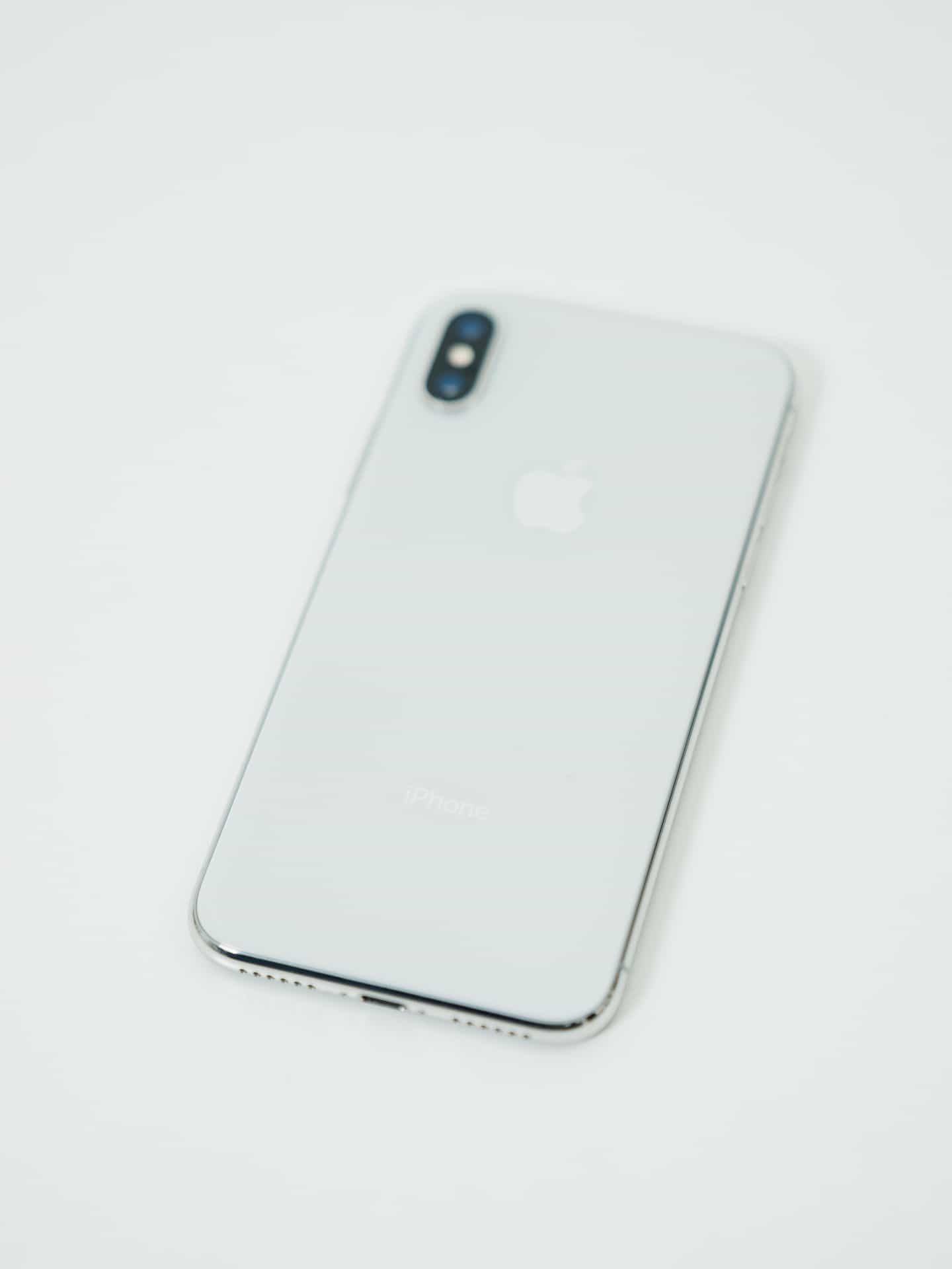 Wordless iPhone X