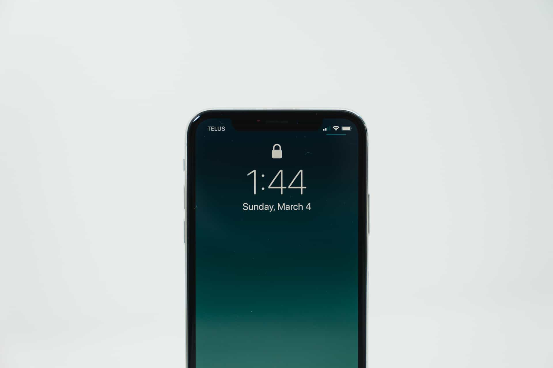 Rounded Corners iPhone X