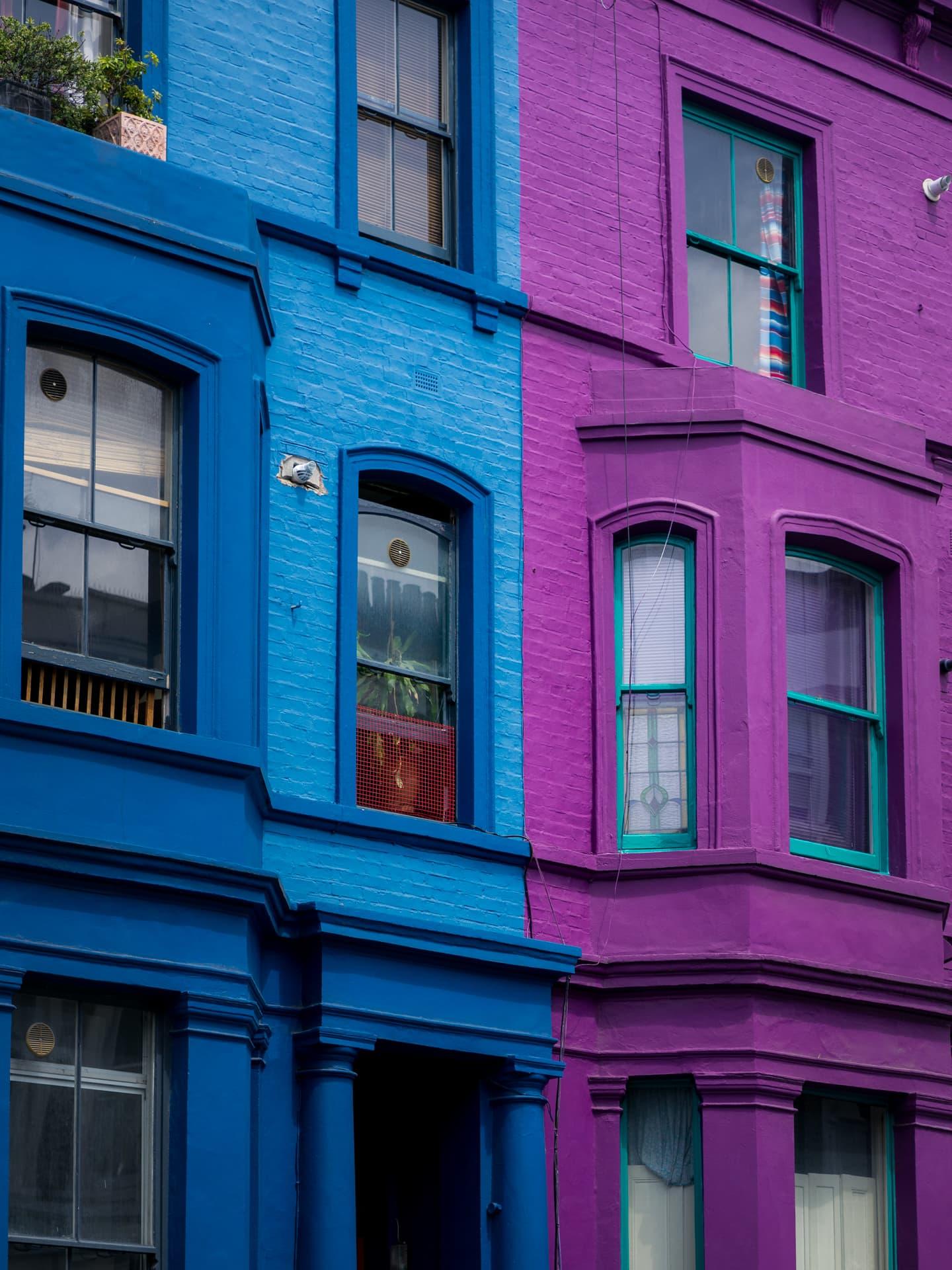 Notting Hill Rainbow